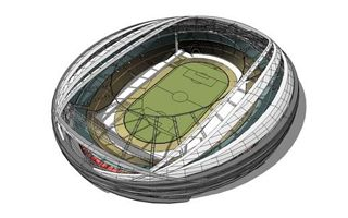 Jakarta: Stadion BMW construction (almost) begins