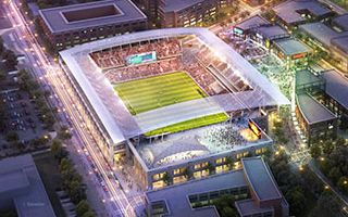 Washington: MLS stadium scheme submitted to council