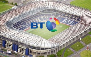 Edinburgh: Murrayfield naming rights sold