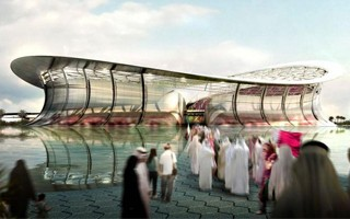 Qatar 2022: Four designers shortlisted for Lusail stadium