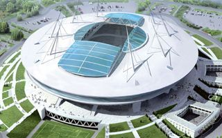 Saint Petersburg: Vladimir Putin Arena?