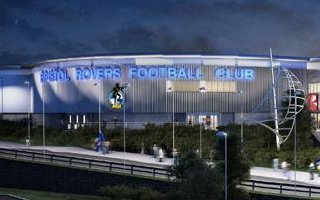Bristol: Rovers confirm UWE Stadium opening delay