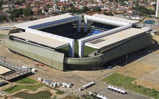 New stadium: Arena Pantanal