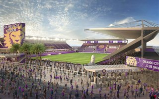 New design: The final Orlando City Stadium