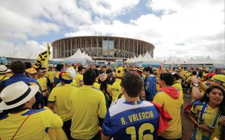 World Cup: All stadiums tested, no serious incidents