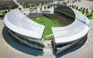 Regina: Ground broken for Mosaic Stadium