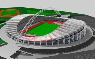 New design: Lithuania's national stadium, but for how much?