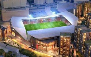 London: Lionel Road Stadium months behind already