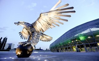 Budapest: Ferencvaros new stadium named Groupama Arena
