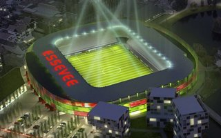 New design: Regenboogstadion
