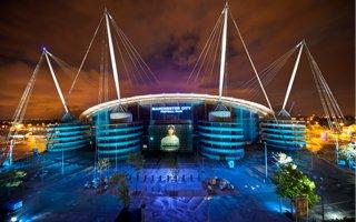Manchester: Etihad Stadium among England's landmarks