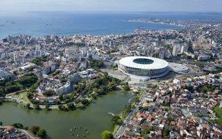 Interview: Keeping Brazilian stadium tradition alive