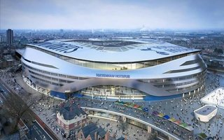 London: Tottenham allowed to build after long wait