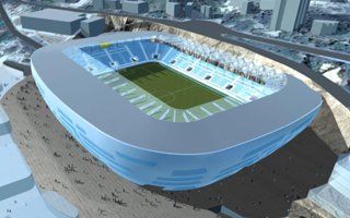 New design: Stadion Kantrida