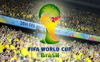 Brazil: Record World Cup attendance (theoretically)
