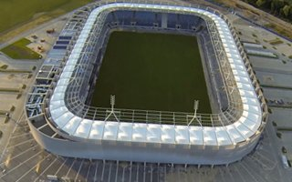 Poland: New stadium in Lublin 98% ready