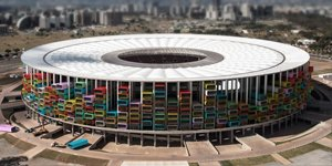 "Brazil: ""Casa Futebol"" makes stadium feel like home"