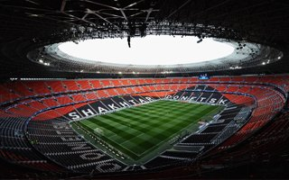 Ukraine: Donbass Arena abandoned indefinitely