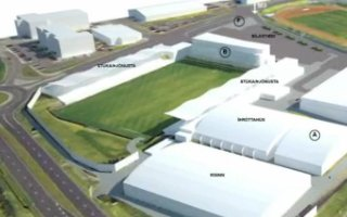 Iceland: State-of-the-art football complex for Hafnarfjarðar
