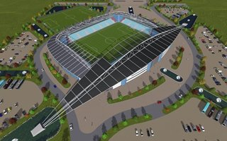 England: Details revealed about Scunthorpe stadium