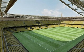 Athens: AEK's new stadium passed by Parliament