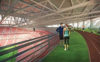 Budapest: Amazing national stadium presented in Hungary