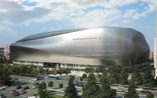 Madrid: Court halts Bernabeu redevelopment