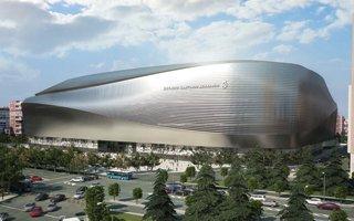 Madrid: Court halts Bernabeu redevelopment