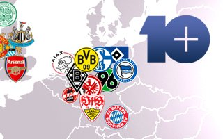 10+ Ranking: Here are the best European clubs by attendance