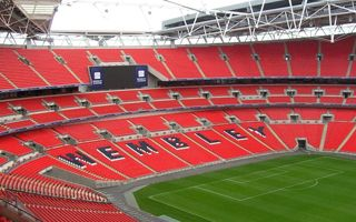 London: Double standards a norm at Wembley?
