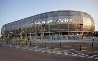 New stadium: Groupama Aréna