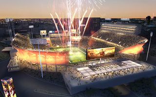 USA: Sun Devil Stadium revamp contractors selected