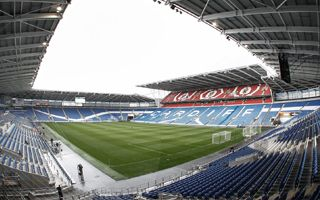 Cardiff: Supercup tonight, City Stadium ready