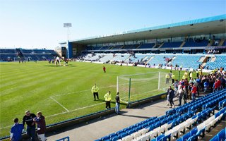 England: New stadium for Gillingham to seat 24,000 fans?