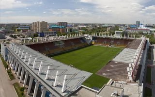 Kazakhstan: FK Aktobe to have new stadium