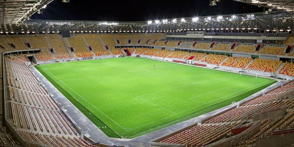 Poland: Białystok stadium (almost) delivered in time