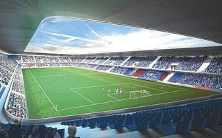 Oslo: New stadium for Vålerenga partly approved
