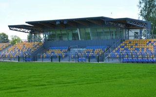 New stadiums: Świdnik, Września, Gryfice, Międzychód, Plewiska