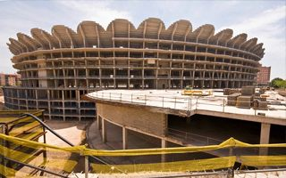 Valencia: The future Mestalla still uncertain