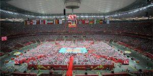 Poland: Narodowy boasts volleyball record