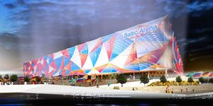 Russia 2018: Two stadiums of the World Cup downsized