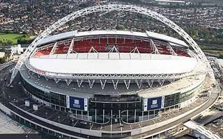 London: Record low attendance for Wembley, but England stay put