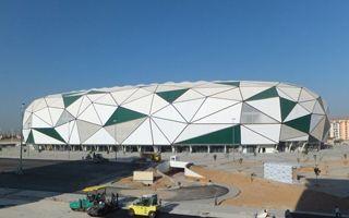 New stadiums: Büyükşehir Stadyumu and Başakşehir Stadyumu