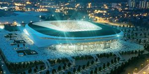 New designs: Three bids for Belgian National Stadium