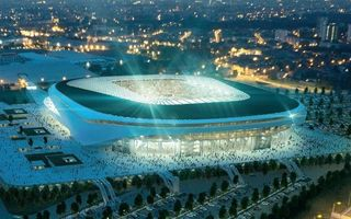 New designs: Three bids for Belgian National Stadium