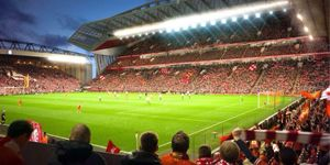 Liverpool: Planning permission granted for Anfield expansion