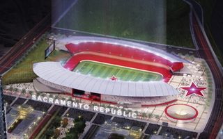 Sacramento: Republic present their stadium scheme