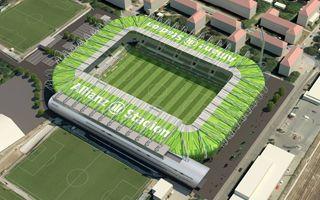 Vienna: Rapid may build, fans invited to tear stadium apart