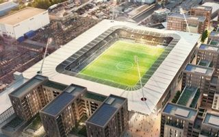 """New: Current and future """"Fans' Stadium"""""""