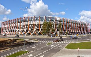 Poland: Another stadium opened, but cost still unclear